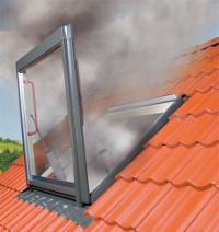 Smoke Ventilation Window FSP P1