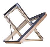 FSR füstelvezető tetősík ablak - FAKRO